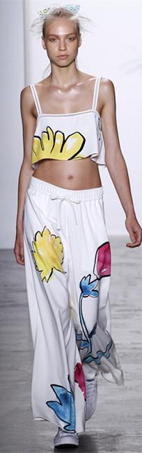 Adam selman 2016纽约春夏时装周