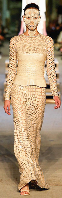 Givenchy 2016春夏纽约时装周