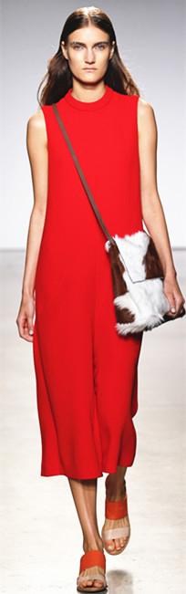 Sally Lapointe 2016春夏纽约时装周