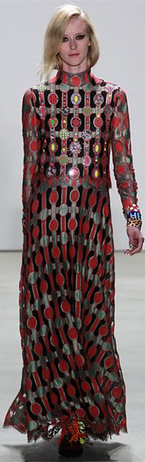 Libertine 2016春夏纽约时装周
