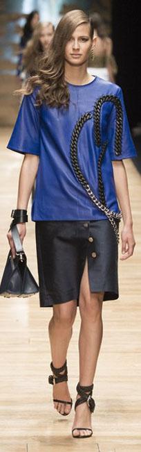 Guy Laroche 2016春夏巴黎时装周