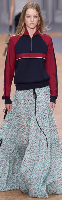 Chloé 2016春夏巴黎时装周