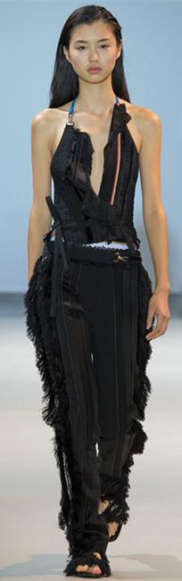 Paco Rabanne 2016春夏巴黎时装周