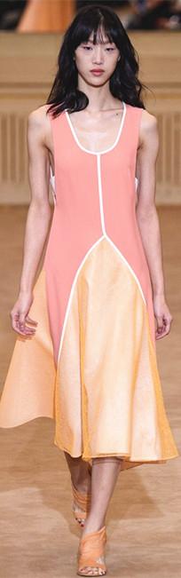 Roland Mouret 2016春夏巴黎时装周