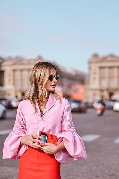 """巴黎街头的实穿""""精"""""""