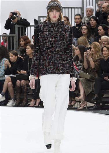 Chanel 2017秋冬系列
