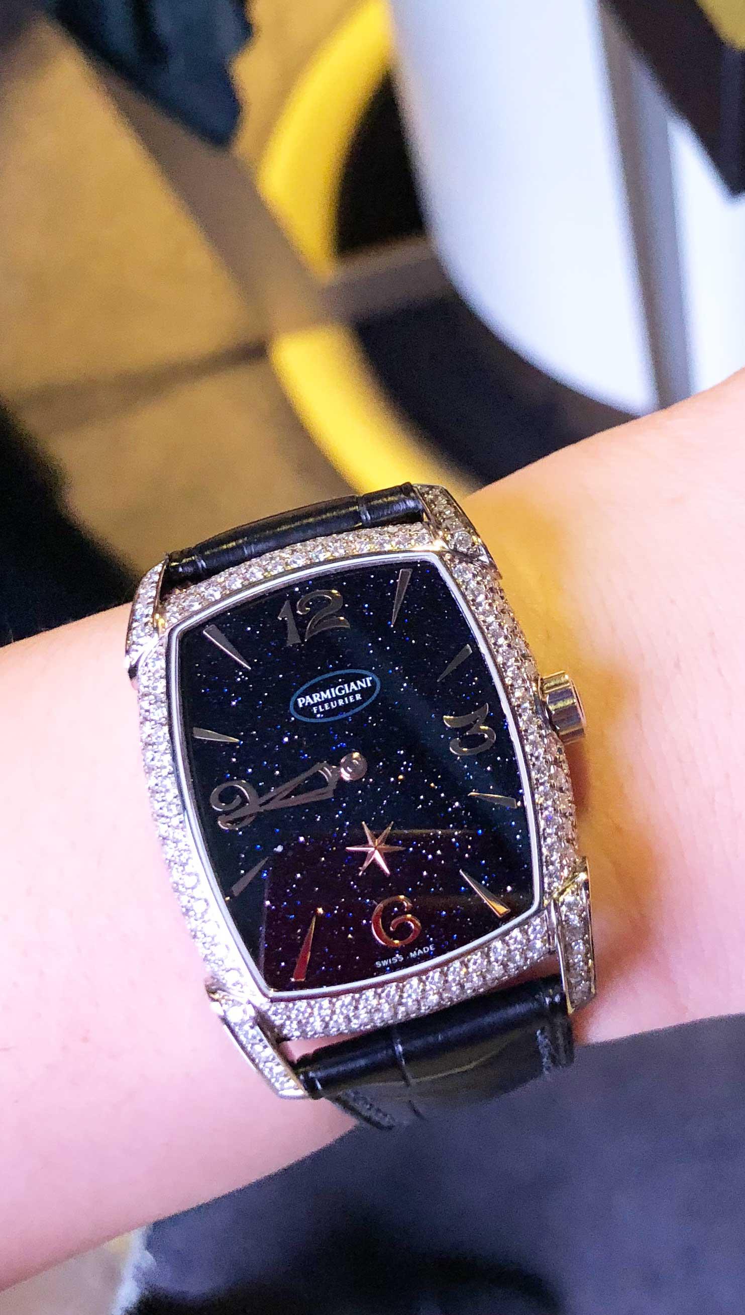 Onlylady X 2018SIHH 帕玛强尼Kalpa系列新款腕表