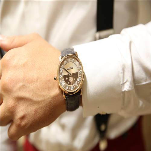 卡地亚 ROTONDE DE CARTIER昼夜显示神秘腕表