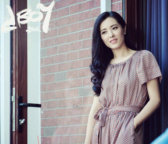 她是《老男孩》刘烨的前妻曾黎,42岁的她依然满满少女元气