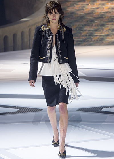 Louis Vuitton 2018秋冬时装秀