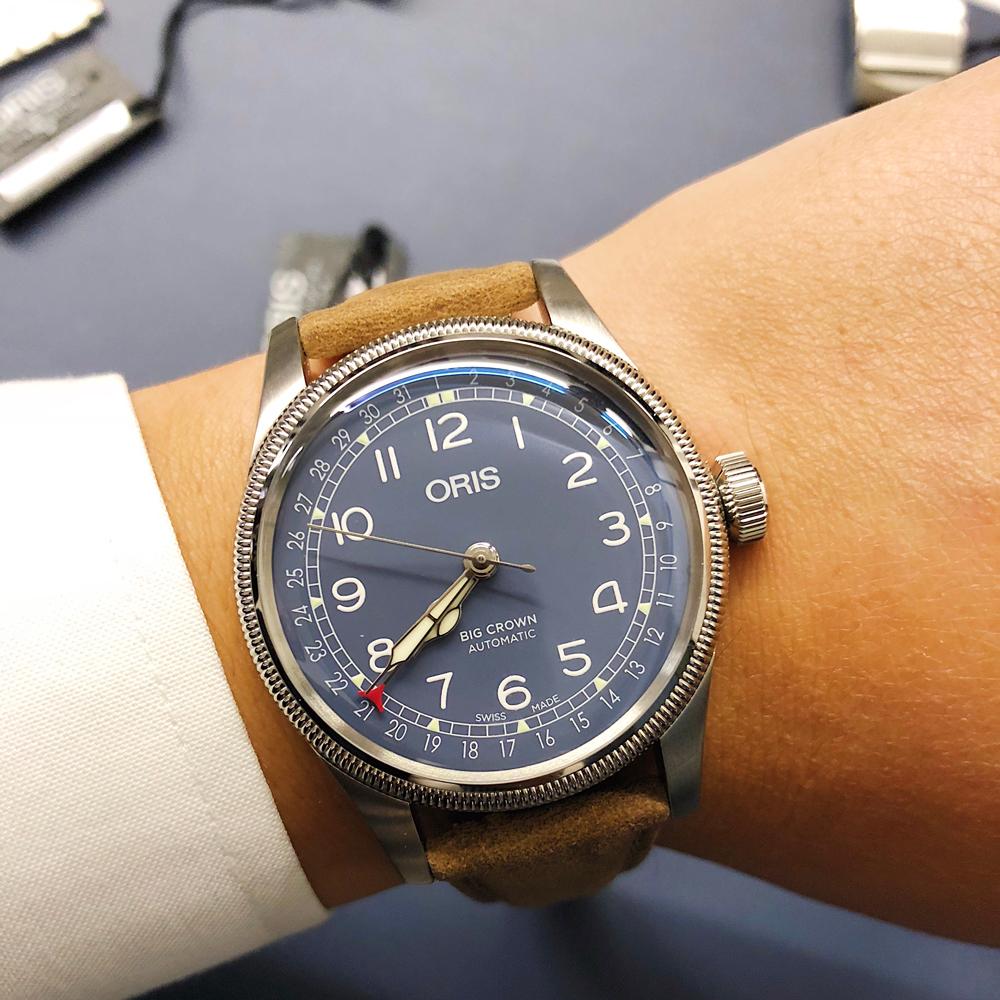 豪利时腕表