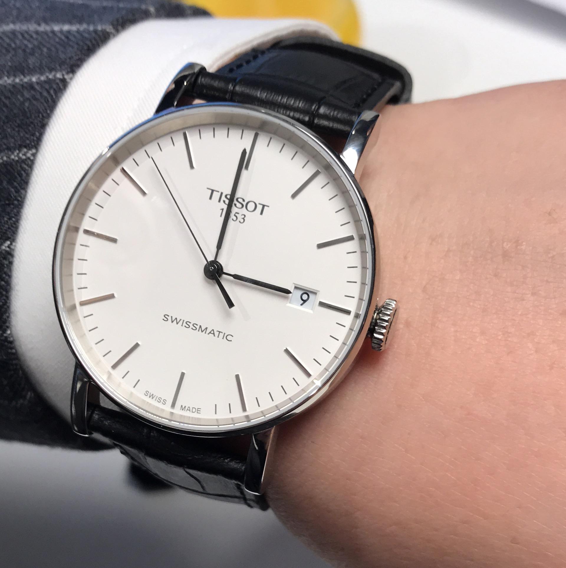 天梭新款腕表