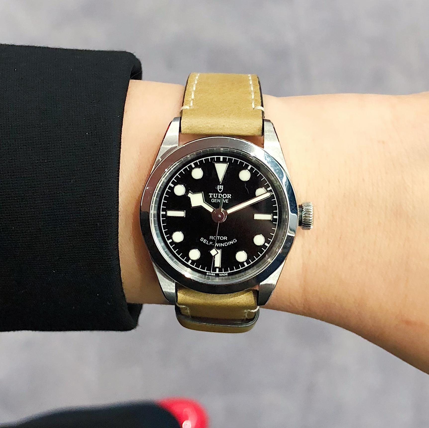 帝舵新款腕表