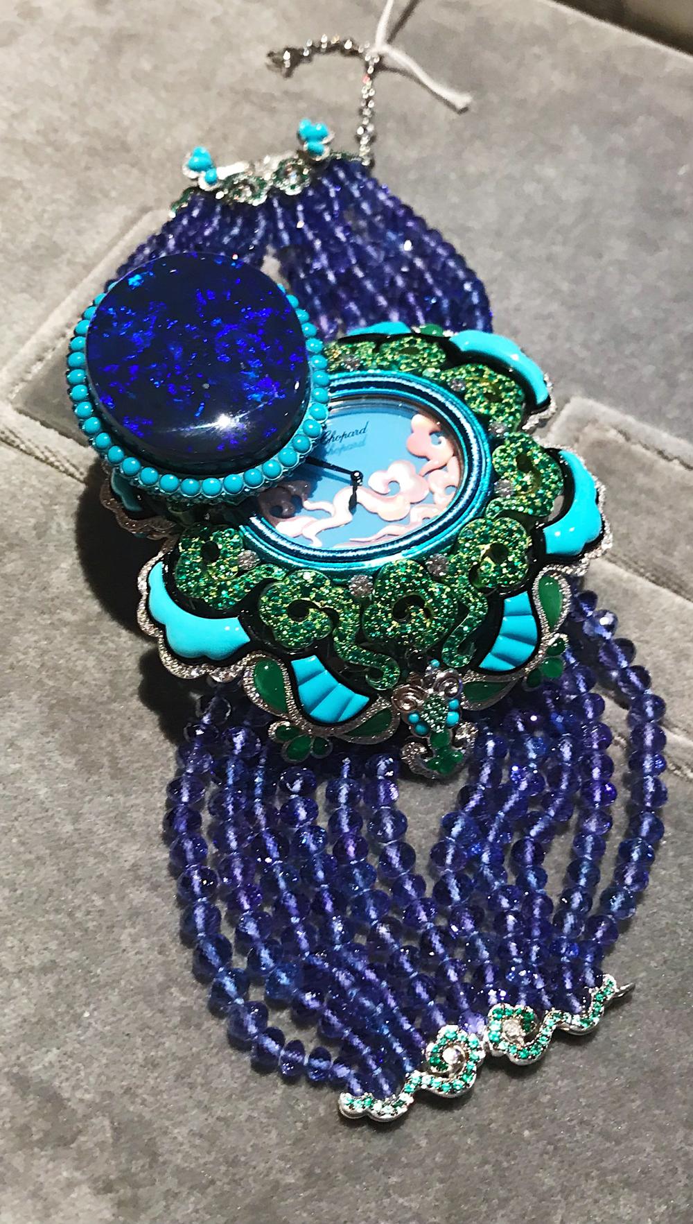 萧邦Chopard 高级珠宝腕表