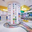 乐高®亚洲第二家旗舰店开业,Lava提供店内背景音乐