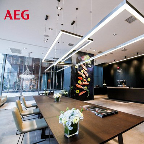 终于等到你:德国百年高端家电AEG中国首家品牌体验店盛大开业