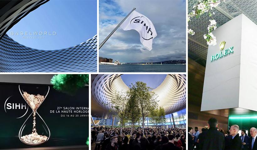 SIHH和BaselWorld将于2020年合并时间!
