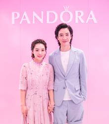"PANDORA潘多拉LOVE MAY""因你而爱"" 映画立方于北京浪漫启动"