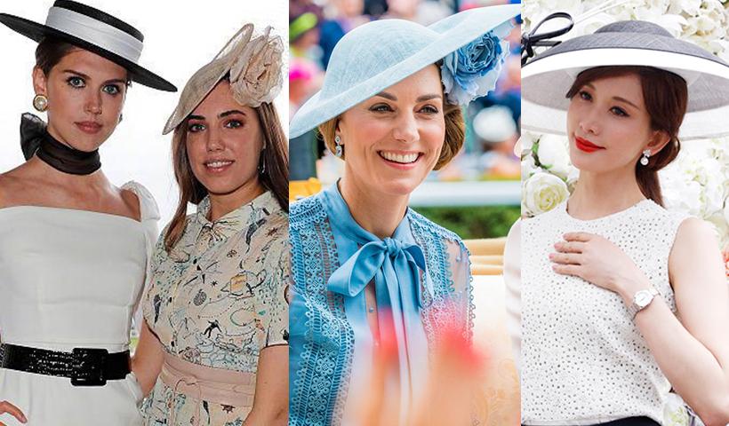 平民女孩如何能像林志玲一样在Royal Ascot中穿出高级感?