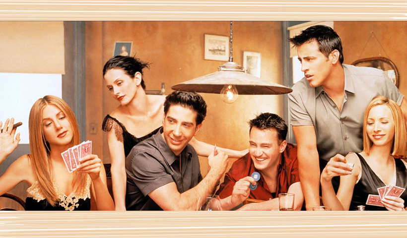 《老友记》25周年要在院线上映,感动依然在!