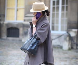 巴黎时装周Day5  OL时尚博主玩转街头