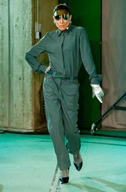太空狂欢之旅  Jean Paul Gaultier 秋冬