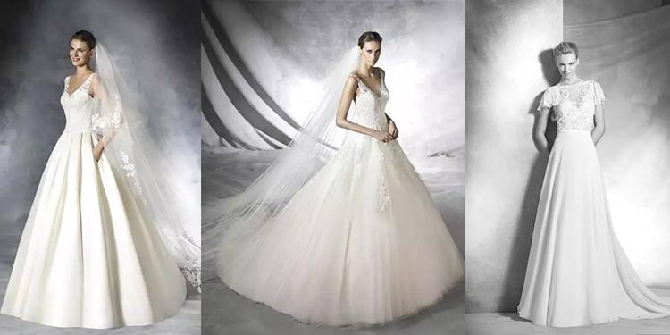 范爷教你怎么穿这些婚纱最显瘦!