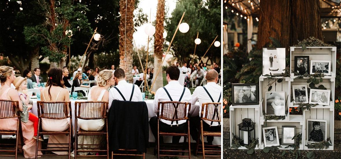 私密而輕松的后院婚禮靈感 森系新娘一定要看過來!