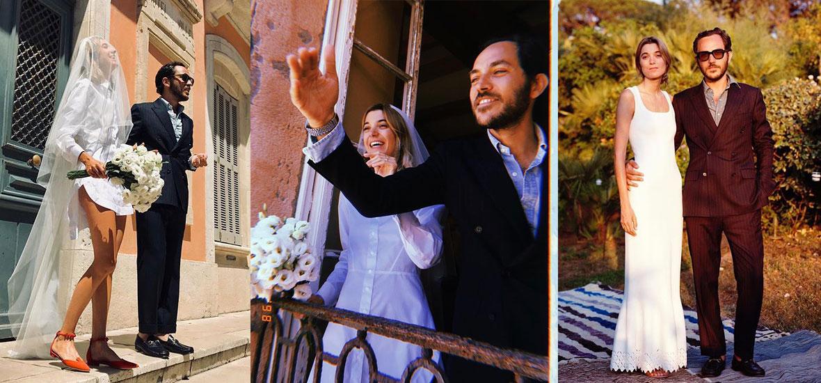 不造作的美 跟他來一場法式簡約風格的婚禮!
