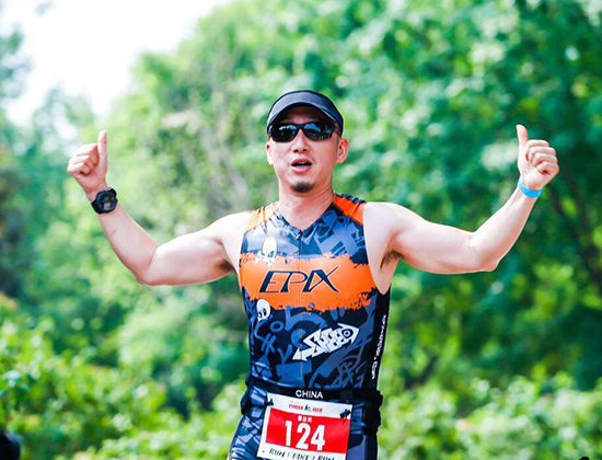 POWERMAN中国骑跑两项赛北京首秀