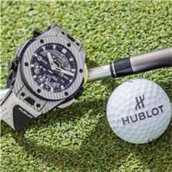 HUBLOT宇舶表全球首创高尔夫专业机械腕表 BIG BANG UNICO高尔夫腕表——高尔夫世界扛鼎之作