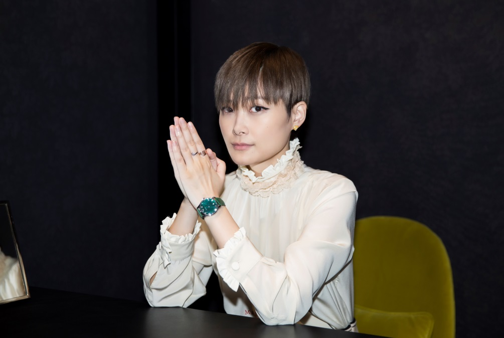 """李宇春助阵""""当代精神+风格新生""""南京静态巡回展"""