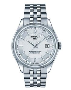 TISSOT天梭宝环系列硅游丝腕表