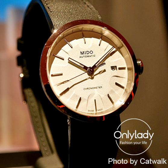 MIDO美度表纽约古根海姆博物馆限量版腕表