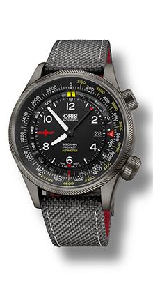 豪利时海拔测量Rega限量版腕表