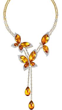 十一月生辰石——黄晶 温柔而暖心的金秋之光