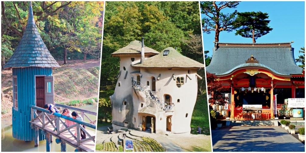 日本旅游,搭西武线来趟东京近郊文艺之旅【下】
