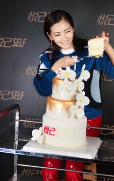 刘涛现场秀才艺过生日收获意外惊喜