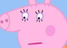 最近流行小猪佩奇妈妈同款睫毛?