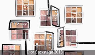 Dior Backstage 2018