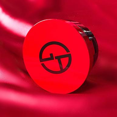 高级优雅的无瑕丝光妆你也能拥有!阿玛尼红气垫评测